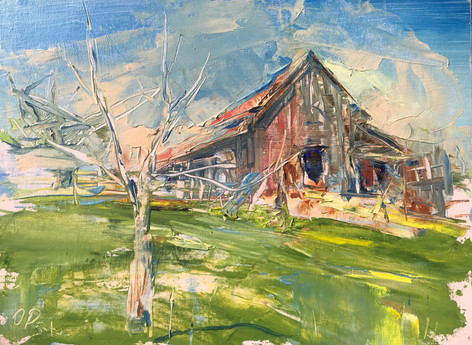 Cottage in the Hill Country SOLD