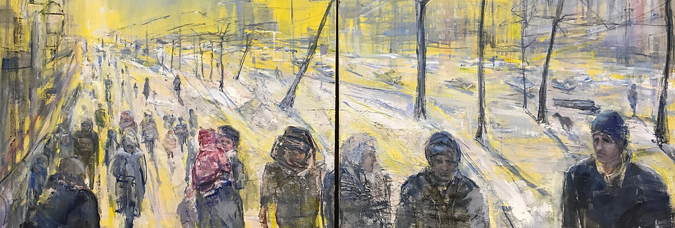 Russians diptych