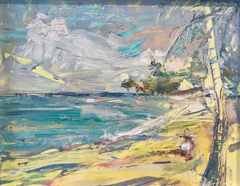 Beach Motif