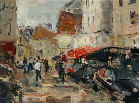 Monmartre  SOLD