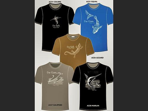 Tee-shirt EcoBio 180g