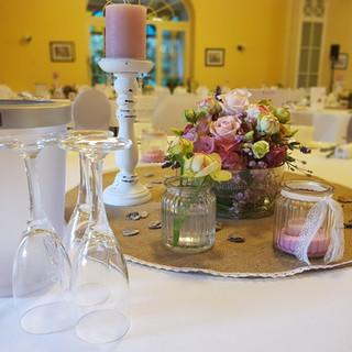 Hochzeit in der Hutberggaststätte Kamenz