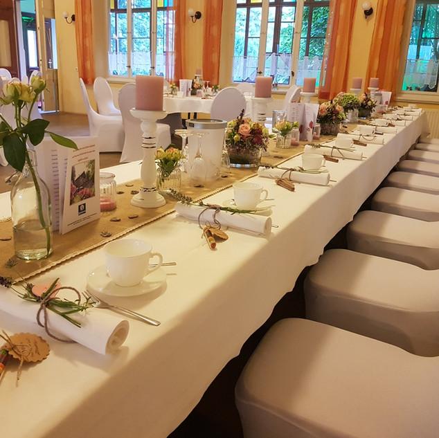 Hochzeit auf dem Hutberg