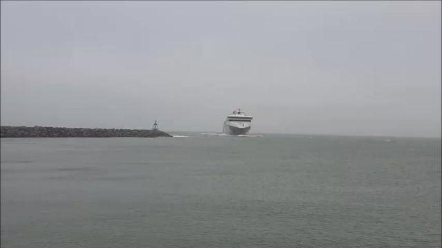 Fährhafen Hirtshals / Denmark   Dänemark