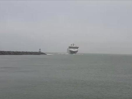 Fährhafen Hirtshals / Denmark | Dänemark