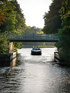 Rheinsberger Gewässer mit dem Hausboot erkunden