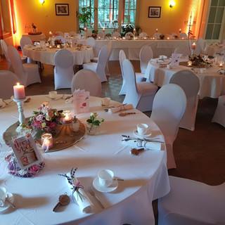 Feiern Sie Ihre Hochzeit in unserem Restaurant