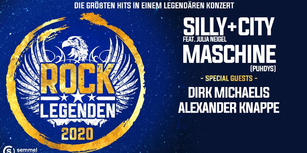 ROCK LEGENDEN - LIVE