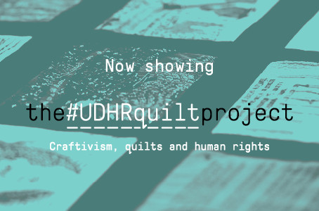 UDHR Quilts at Museum of Australian Democracy