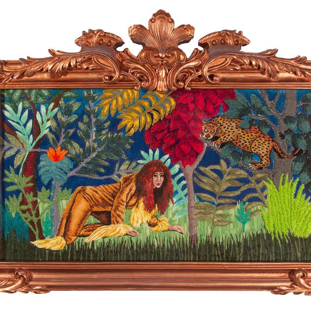 Kate Bush the Lion Heart