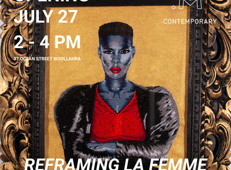 Reframing La Femme at M Contemporary