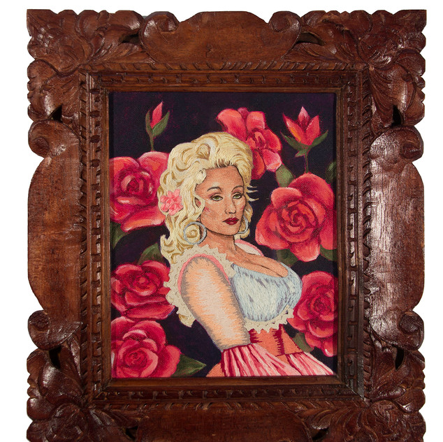 I beg your pardon, Dolly never promised you a rose garden