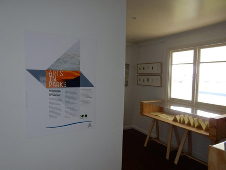 Arts in Parks Exhibition - Bruny Island