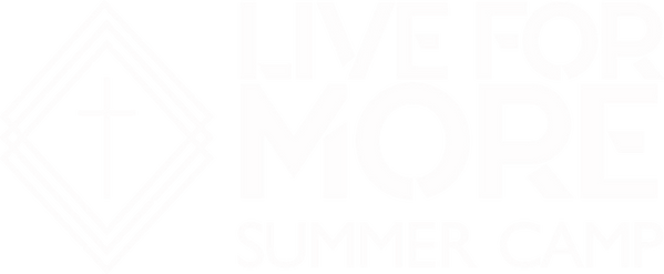 Live For More Summer Camp Logo White.png