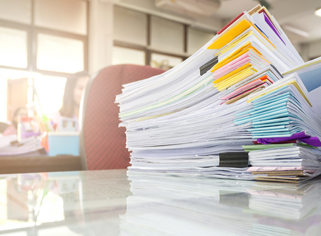 Can your organization provide evidence that your house is in order?
