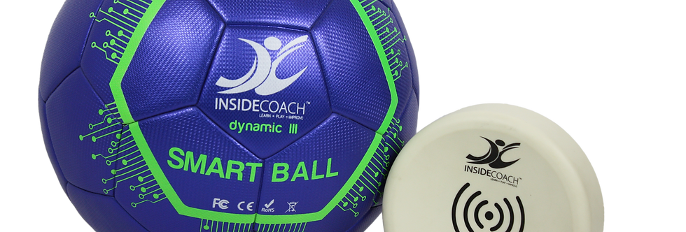 InsideCoach™ Smart Soccer Ball | Size 5