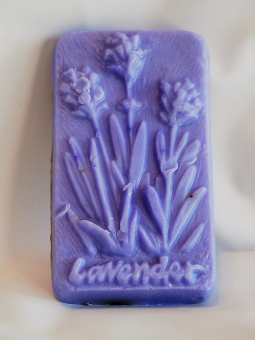 Campie's Lavender Hand Soap 'Flower Design'