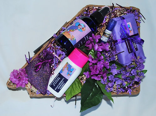 Campie's Nevada Gift Baskets/ Soothing
