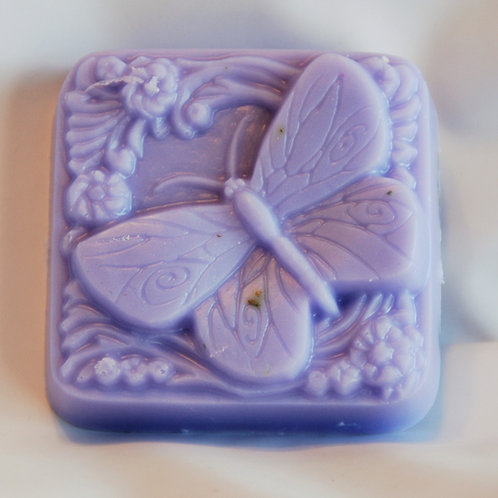 Campie's Lavender Hand Soap 'Butterfly Design'