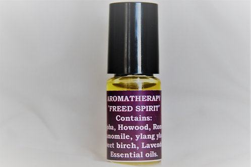 Campie's Freed Spirit Aromatherapy Roll-On