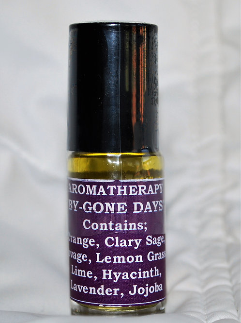 Campie's Bye Gone Days Aromatherapy roll on