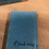 Thumbnail: Petit carnet PANDA Mlle Baudruche💜