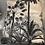 Thumbnail: Pouf Pôdevache en velours 115x145.