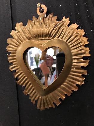 Ex-Voto ♥️ miroir.14cm.