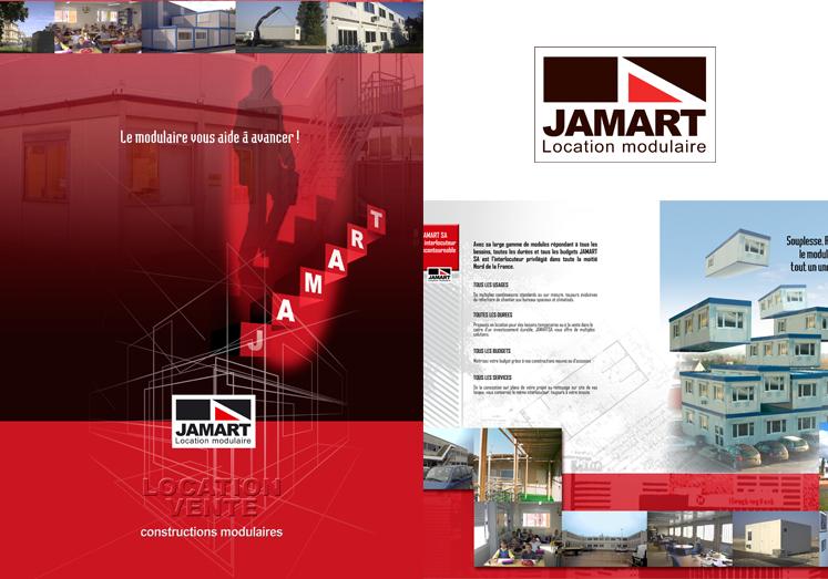 JAMART location modulaire