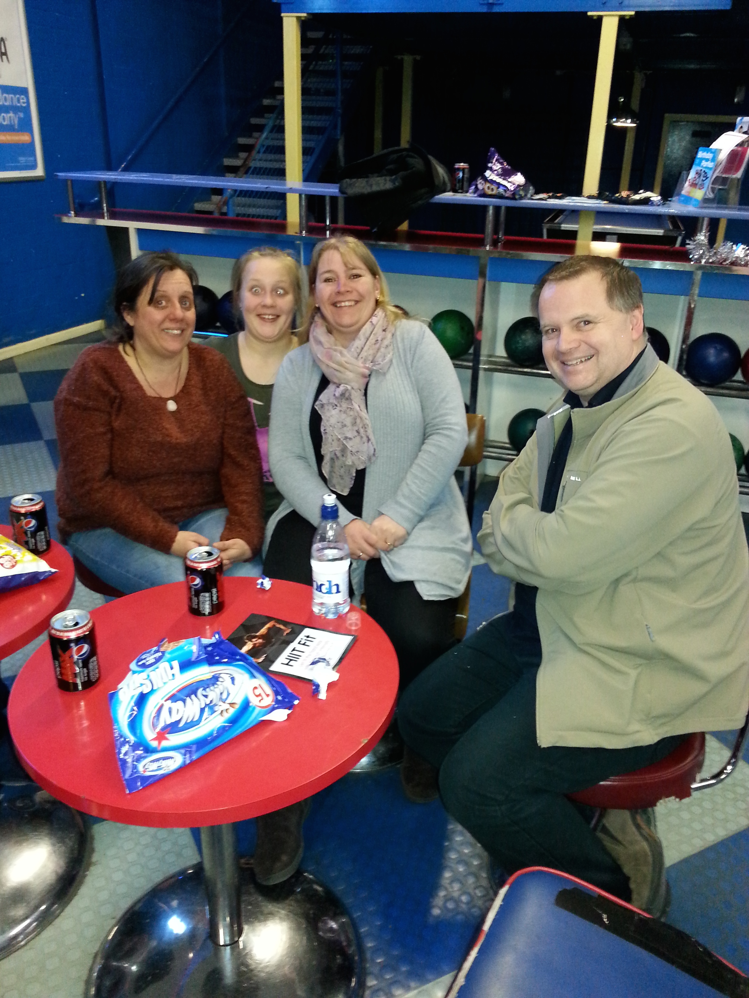 Bowling Social evening 2014
