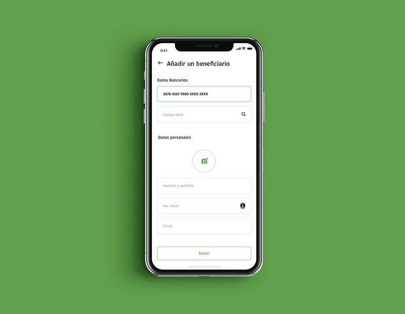 pantalla-aplicación-movil-añadir-beneficiario