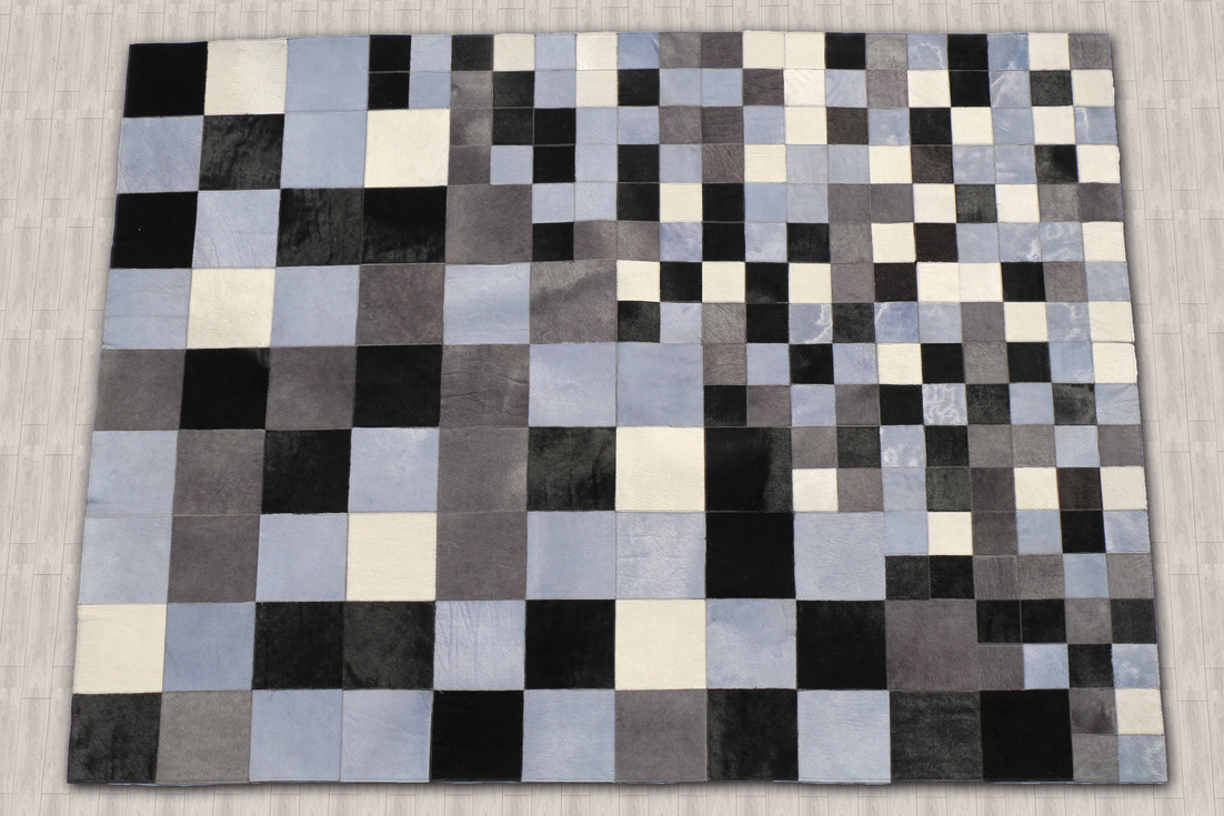 Tappeto patchwork cod.TP07