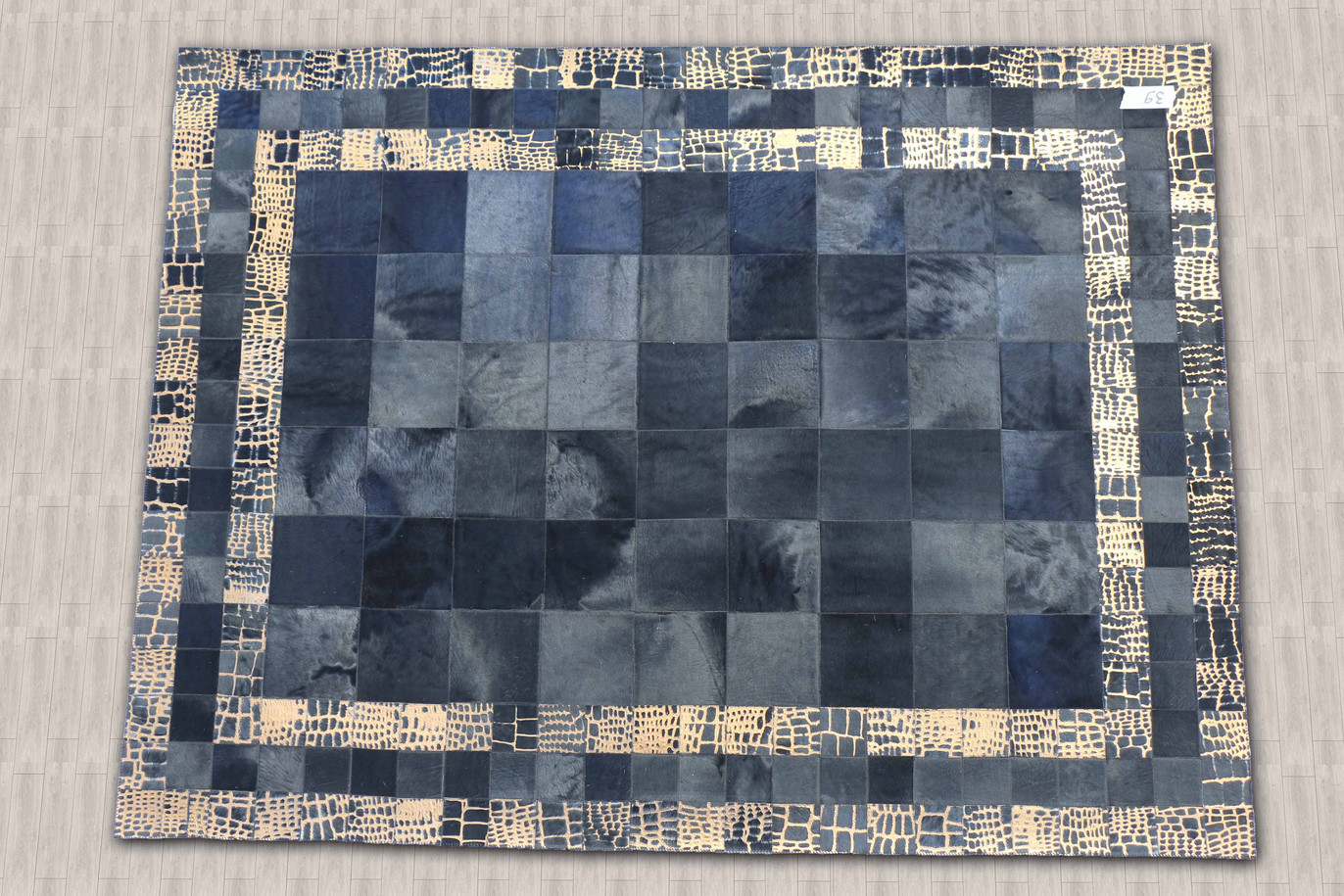 Tappeto patchwork cod.TP39