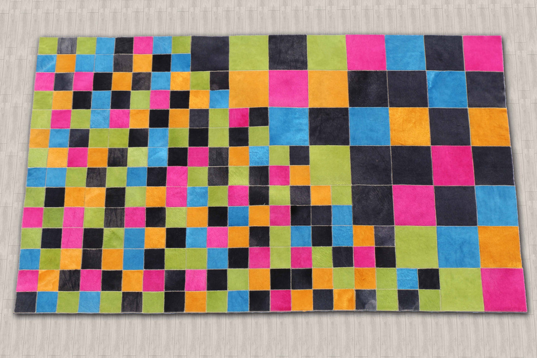 Tappeto patchwork cod.TP09