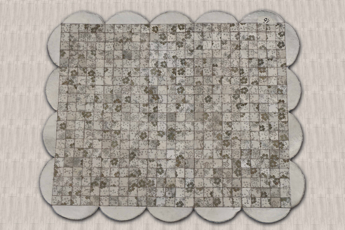 Tappeto patchwork cod.TP16