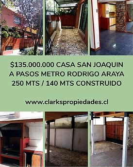 Casa Mozart - Metro Rodrigo Araya - San