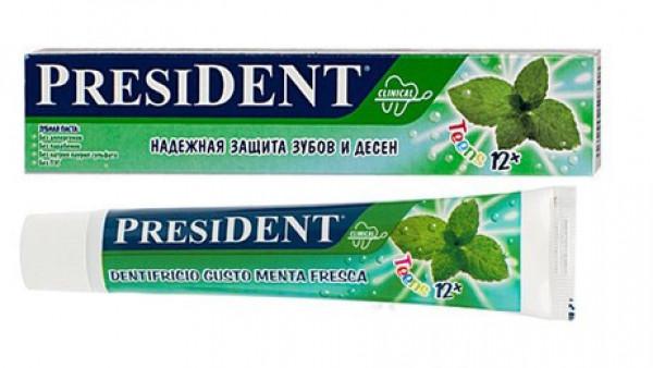 Президент Тинс