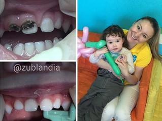 В Зубландии зубки можно лечить даже вверх тормашками!