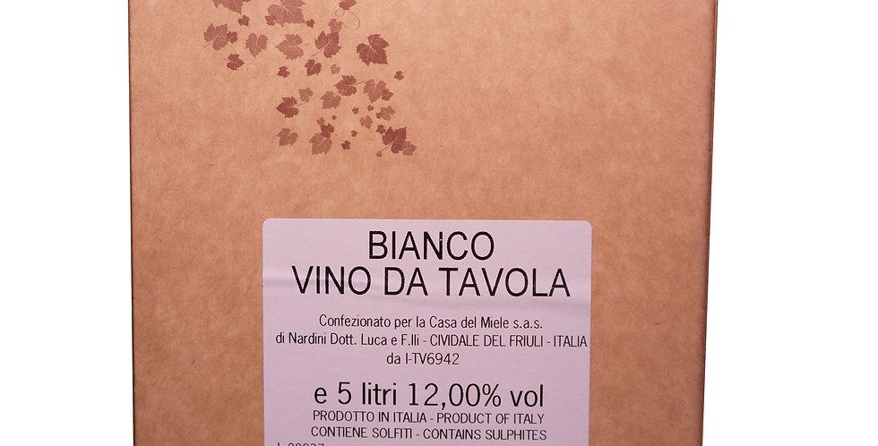 Vino Bianco 5l