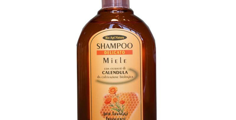 Shampoo al Miele