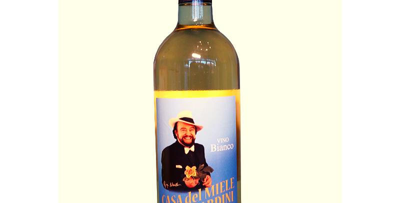 Vino bianco bottiglia 750 ml