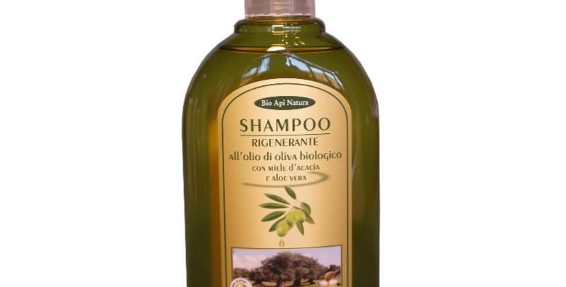 Shampoo all'Olio d'Oliva