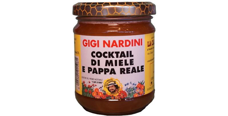 Cocktail di Miele e Pappa Reale 250g