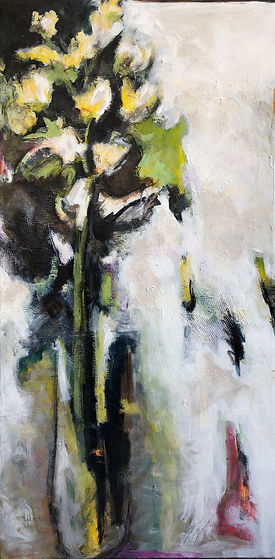 Here I stand_36x18_acrylic on canvas_201