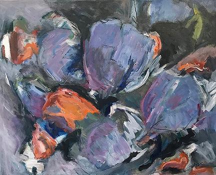 Crocusus for Martha_Acrylic on Canvas_16