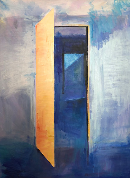 From Another House_47x35.5_acrylic on ca