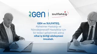 GEN ve SULFATEQ İşbirliği Anlaşması