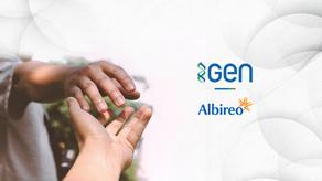 Partnership Between GEN and Albireo Pharma