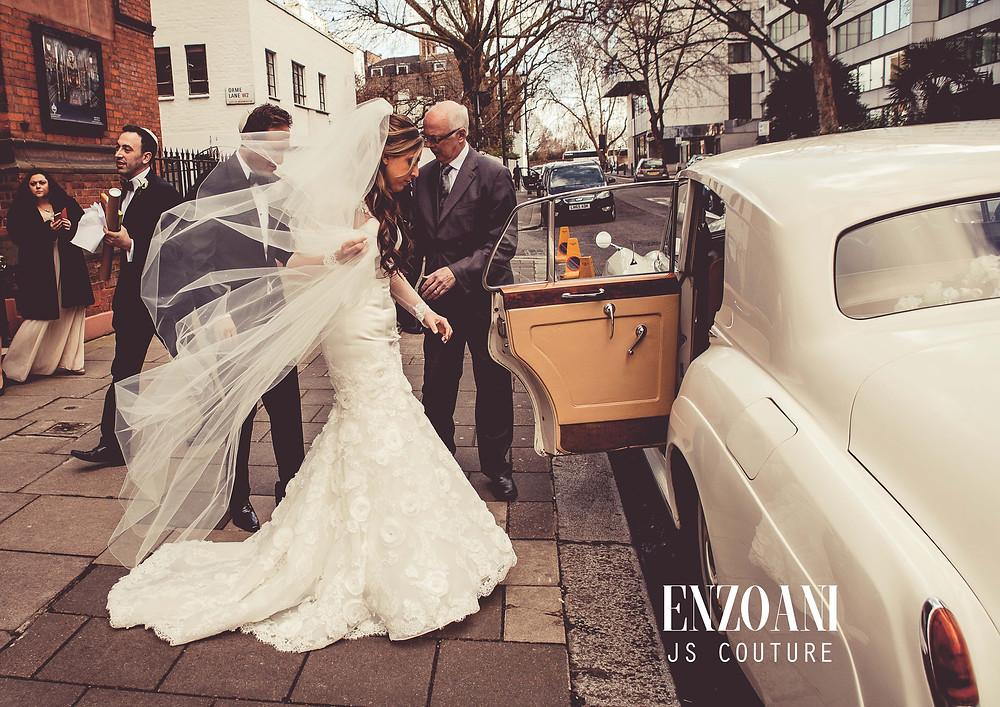 Promise Wedding Magazine: Classic Glamour by Enzoani