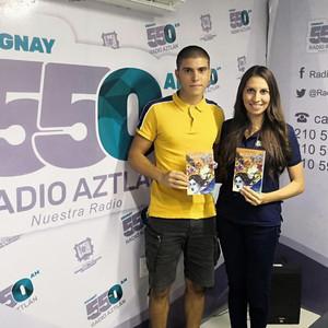 Entrevista en Radio Aztlán (México)